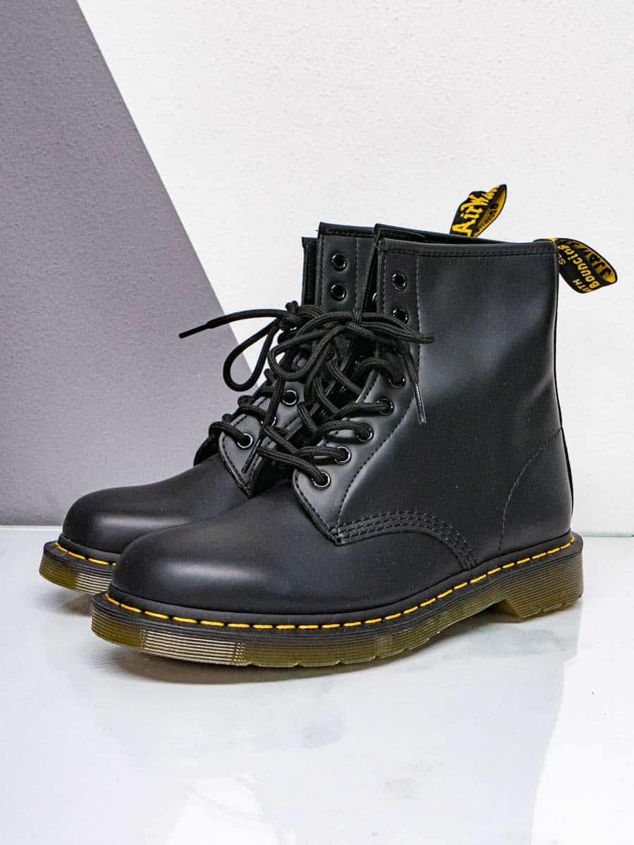 DR. MARTENS Anfibio in pelle 1460 SMOOTH