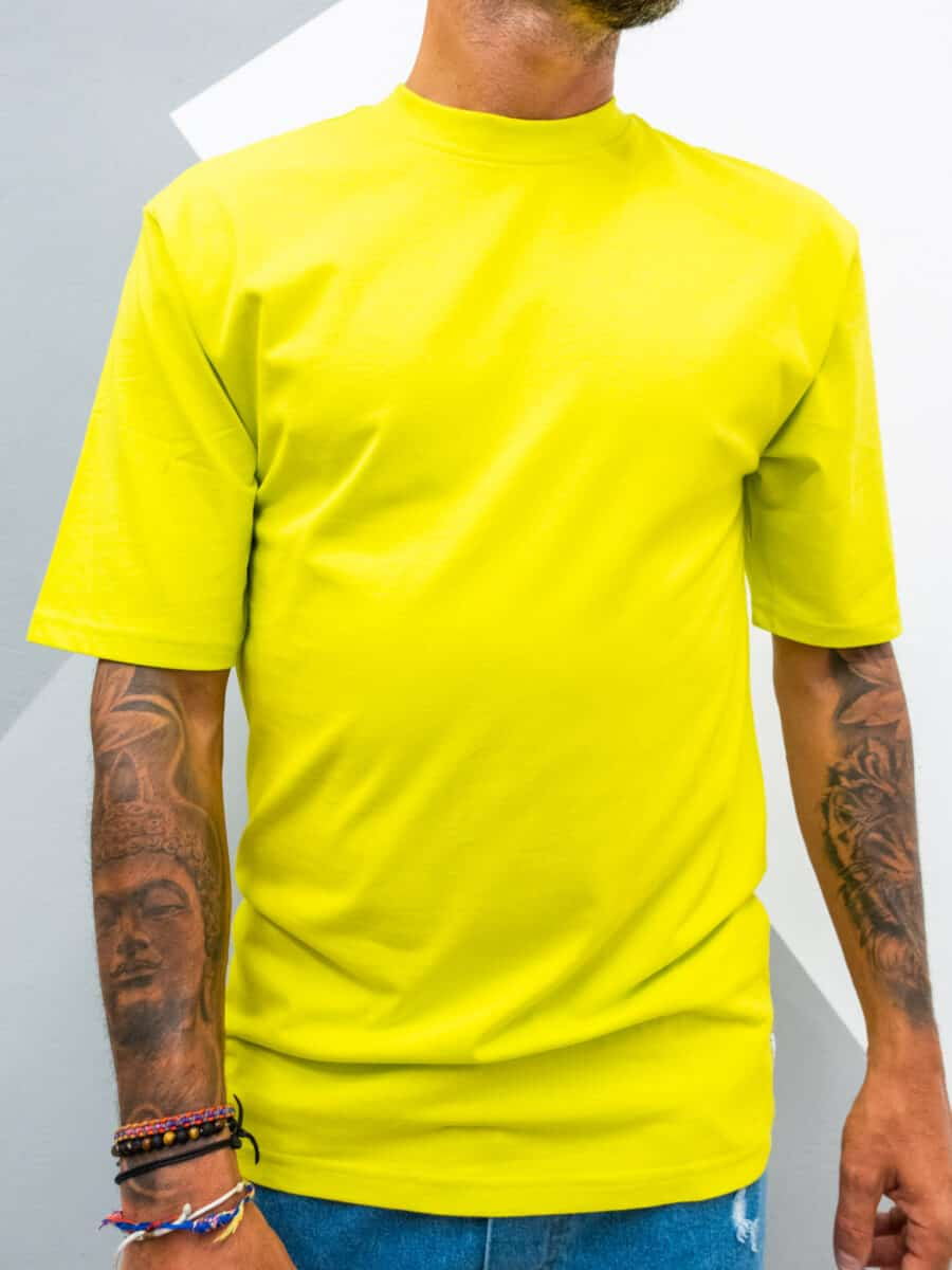 ONLY&SONS T-shirt over con spalle scese DONNIE