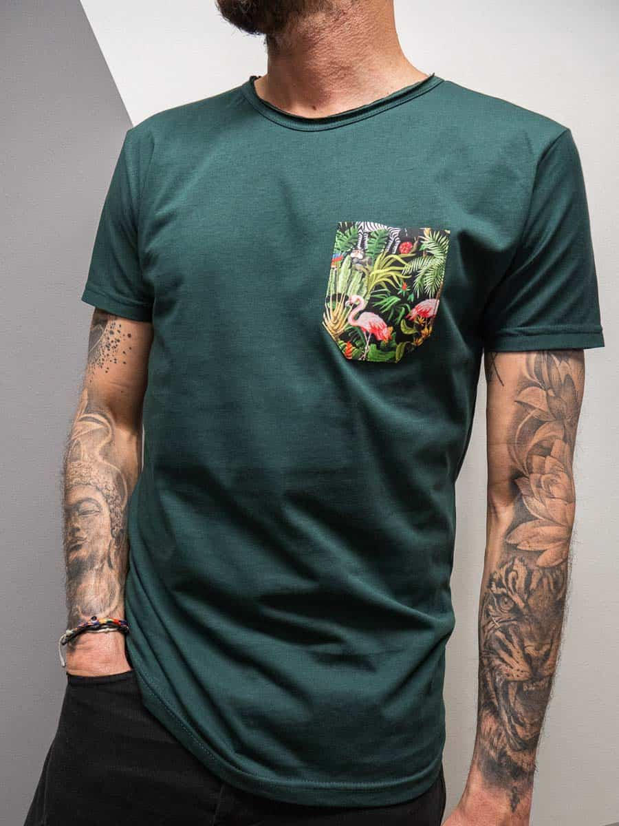 T-SHIRT MOD. TROPICAL 31