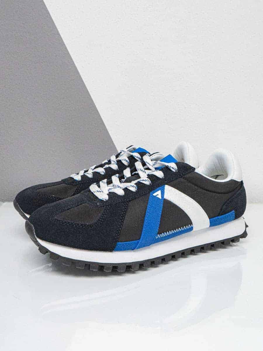 ASFVLT Sneakers comode con inserti colorati GATE