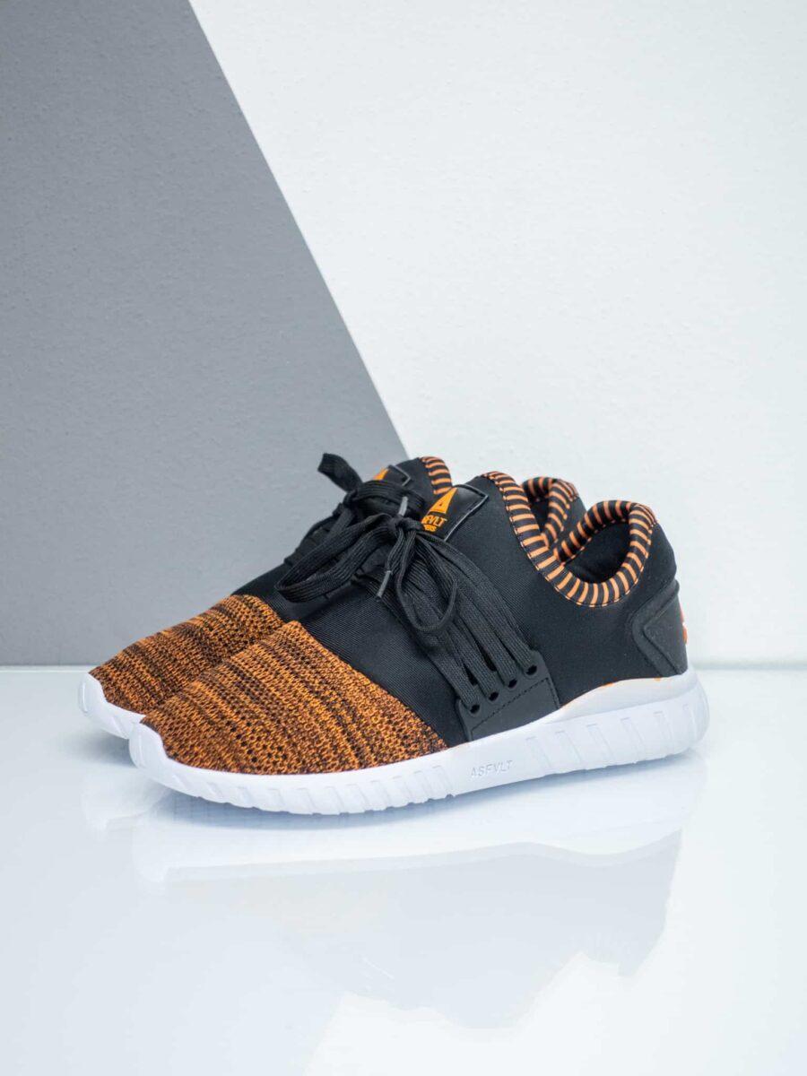 ASFVLT Sneakers leggere con inserti bicolore AREA LOW