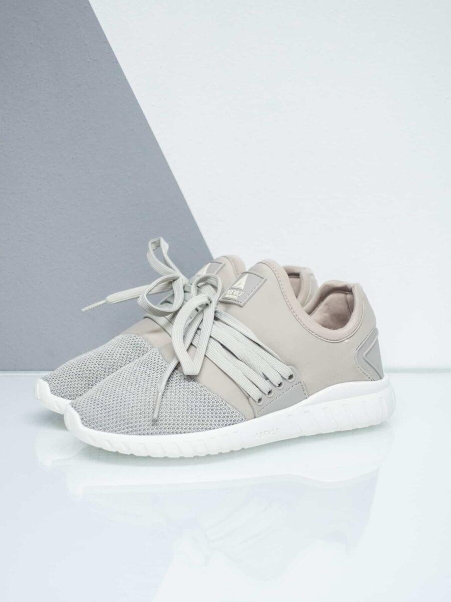 ASFVLT Sneakers leggere con inserti tono su tono AREA LOW