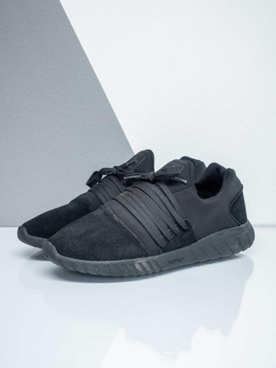 ASFVLT Sneakers leggere con inserti tono su tono AREA LUX