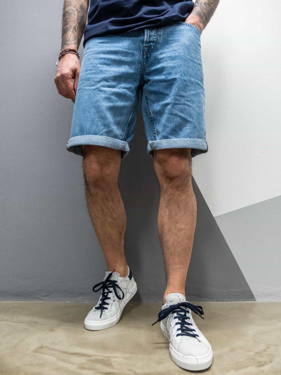 ONLY&SONS Bermuda basic in jeans AVI LIFE 9104