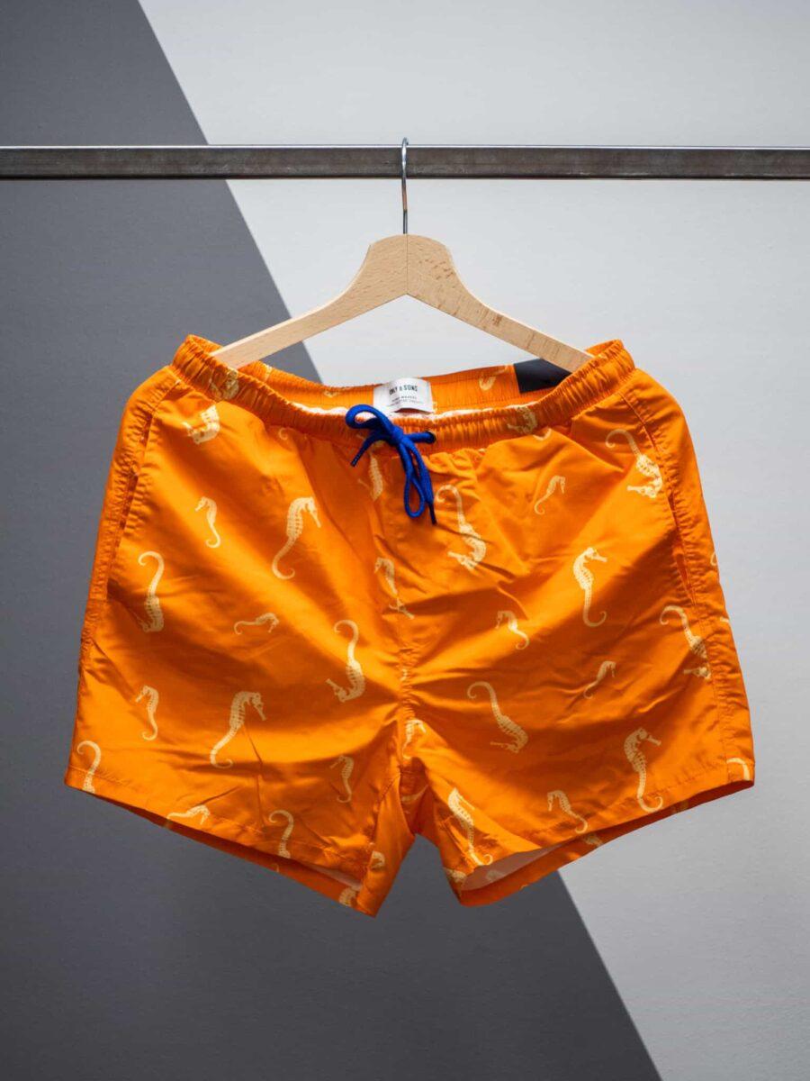 ONLY&SONS Costume fantasia estiva con tasche laterali, posteriore e retina interna TED 9093