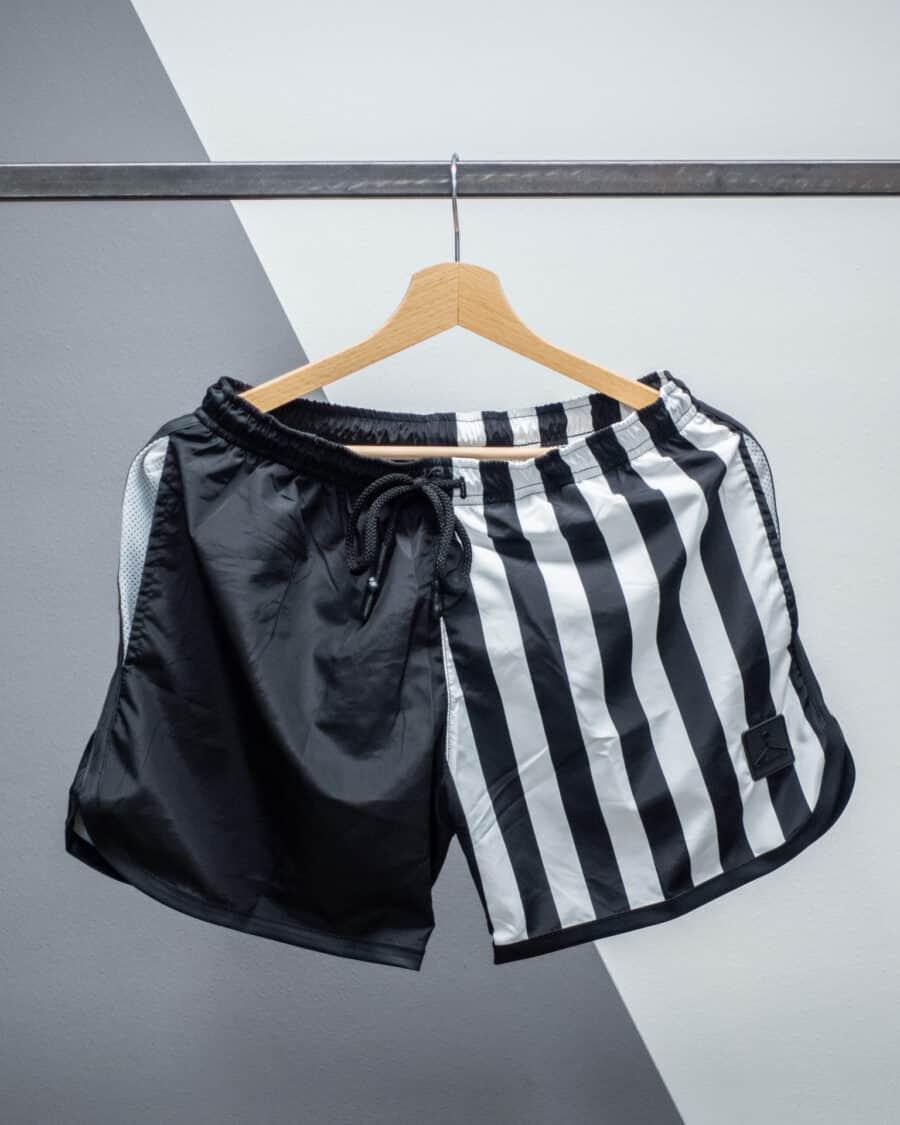 BERNA Costume bicolore con patch logo tasche laterali e posteriore 190156 1 Best Seller