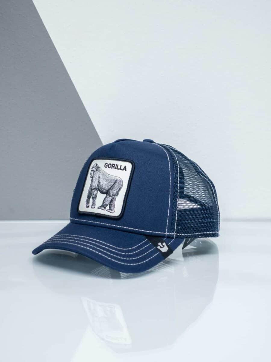 GOORIN BROS Cappellino con patch stampa CP GORILLA