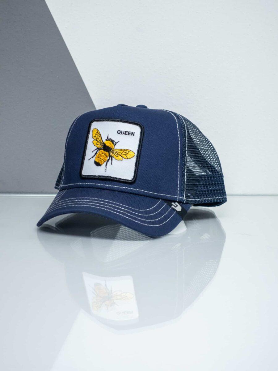 GOORIN BROS Cappellino con patch stampa ape CP QUEEN