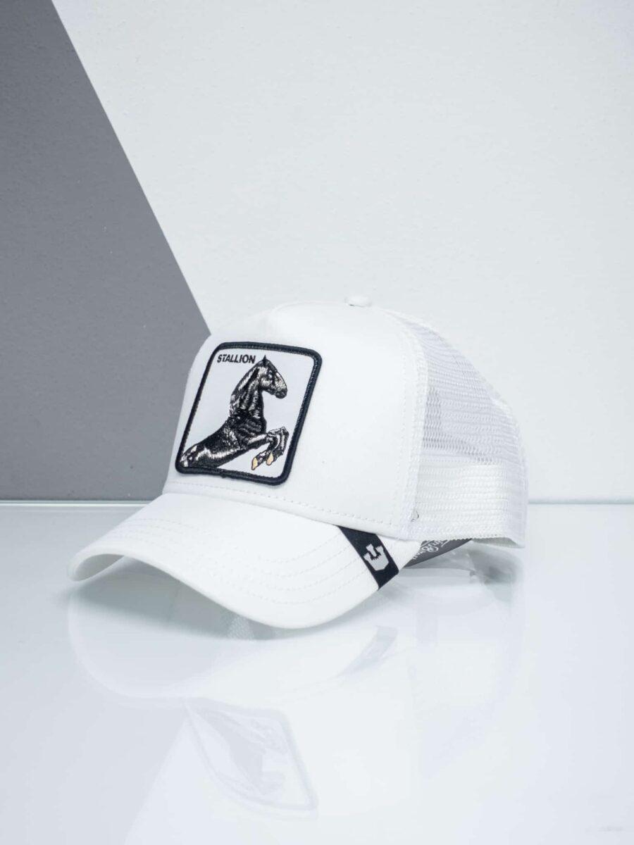 GOORIN BROS Cappellino con patch stampa STALLONE