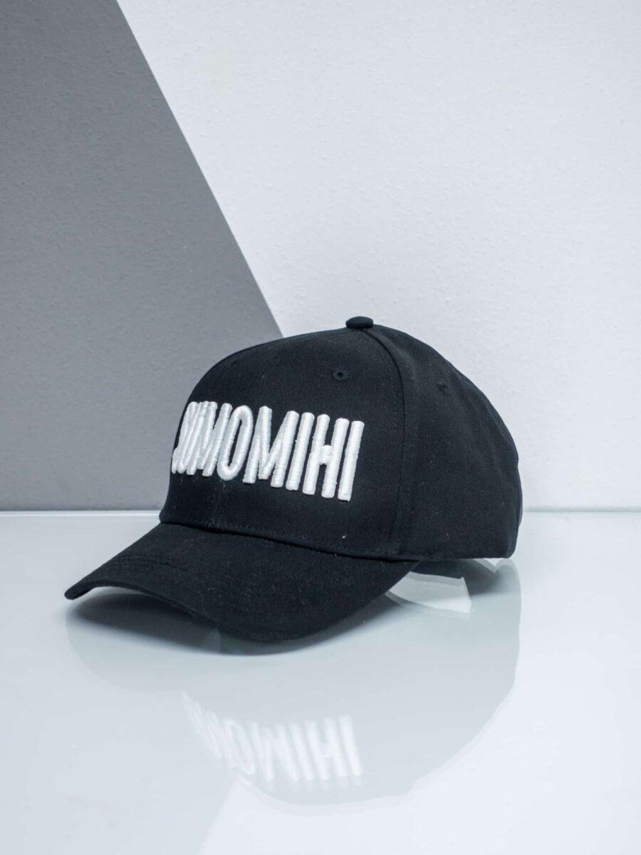 SUMOMIHI Cappellino con logo bianco