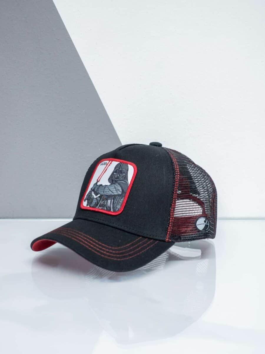 CAPSLAB Cappellino con patch stampa star wars DART FENER