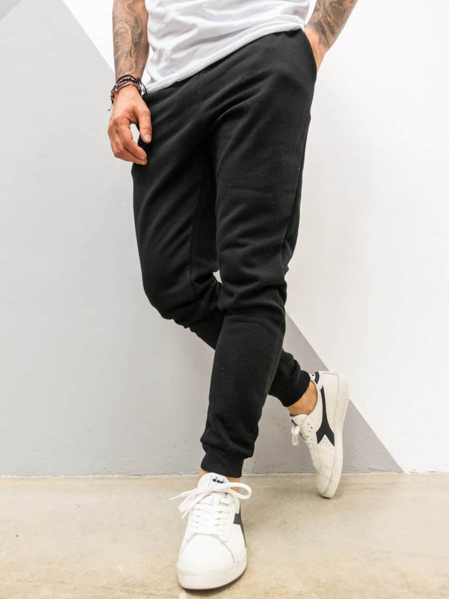 ONLY&SONS Pantalone tuta felpato con polsini CERES 22018686