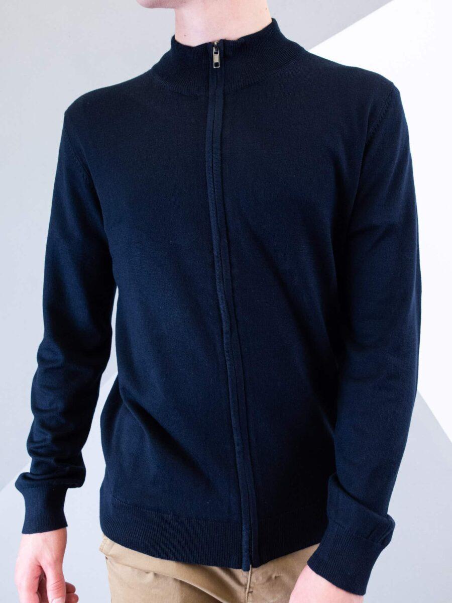 ANDREA DES Maglione cardigan full zip AD09